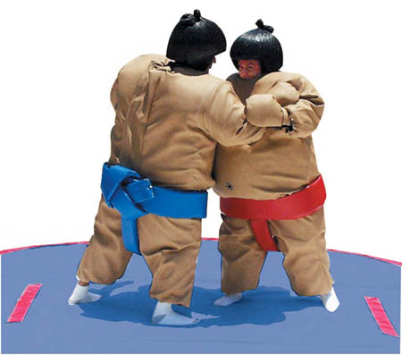 130 Sumo Suits Rent Now S Amp R Jumpers Kid Party Rentals